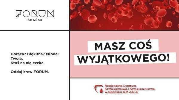 oddaj krew forum gdansk
