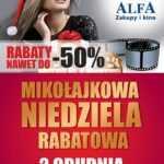 Mikołajkowa Niedziela Rabatowa