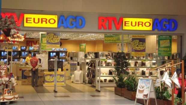 galeria przymorze gdańsk sklep rtv euro agd