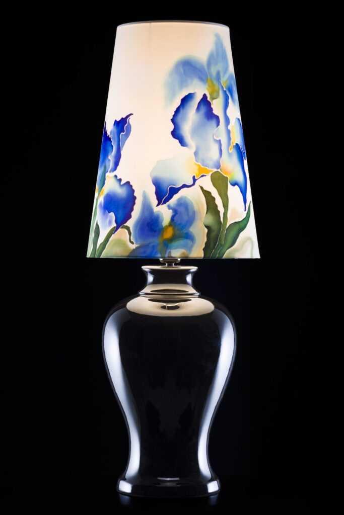 silk epoque olga ziemiann świat jedwabiu lampy Gdynia (1)