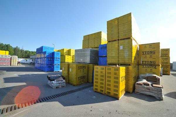 sprzedaż materiałów budowlanych BAT Trójmiasto Pomorskie
