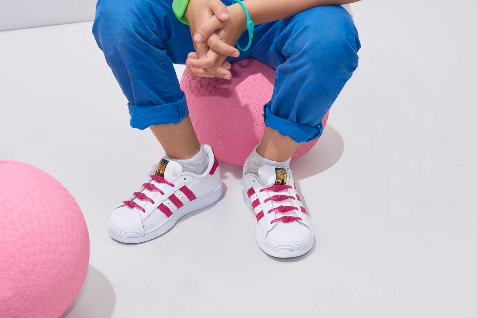 sznurówki hickies sznurowadła dla dorosłych i dzieci sport fitness