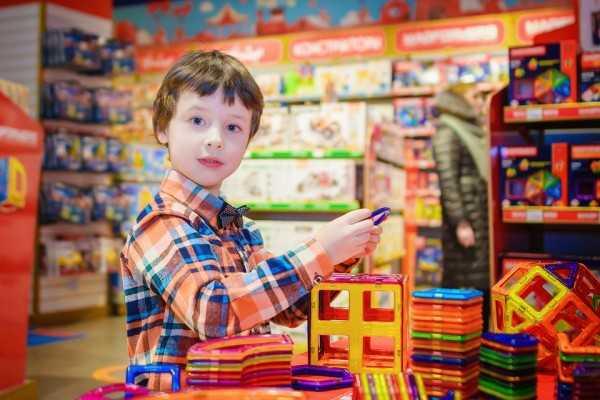 zakupy z dziećmi. Gdzie najlepiej się wybrać?