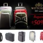 Wittchen – bagaż za pół ceny