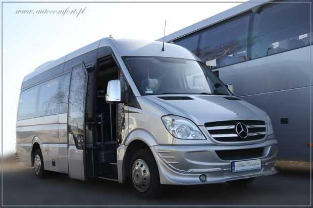 wynajem busów sopot gdańsk gdynia
