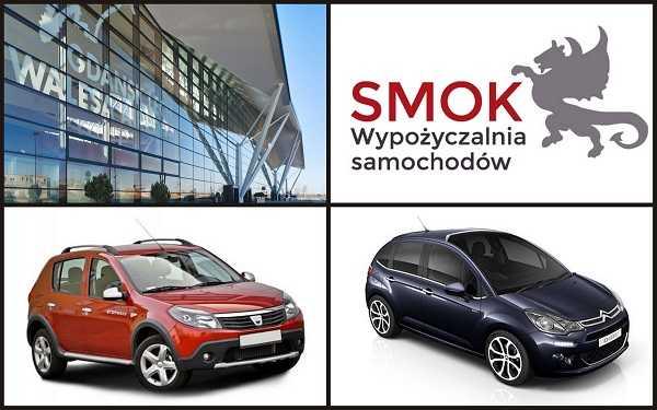 wypozyczalnia samochodow gdansk lotnisko