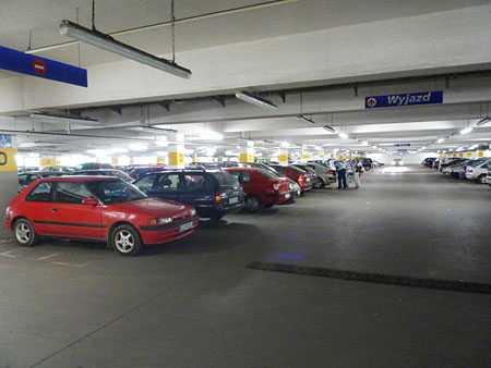 real gdansk parking