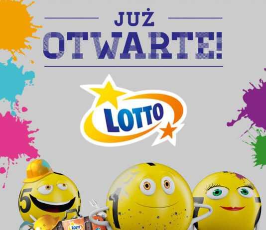 CH Osowa Nowy punkt Lotto Gdańsk