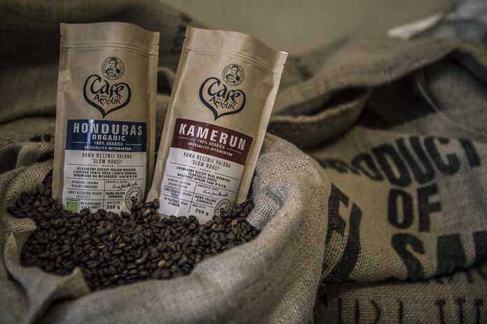 Cafe creator kawy mielone ziarniste palone sklep