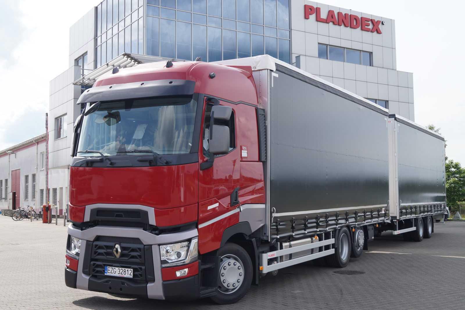 Nowoczesna architektura Zabudowy do samochodów ciężarowych i dostawczych PLANDEX ZH59