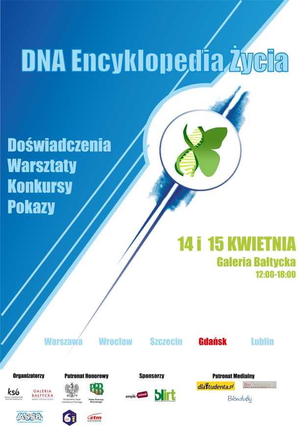 Plakat DNA 1