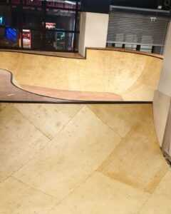 Skate park Galeria metropolia centrum handlowe gdańsk 8