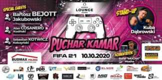Turniej FIFA 21 w Kinguin Esport Lounge Galeria Metropolia