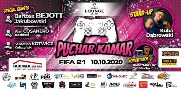 Turniej FIFA 21 w Kinguin Esport Lounge Galeria Metropolia