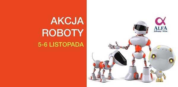 akcja roboty alfa centrum gdansk