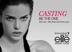 casting elite model look galeria bałtycka