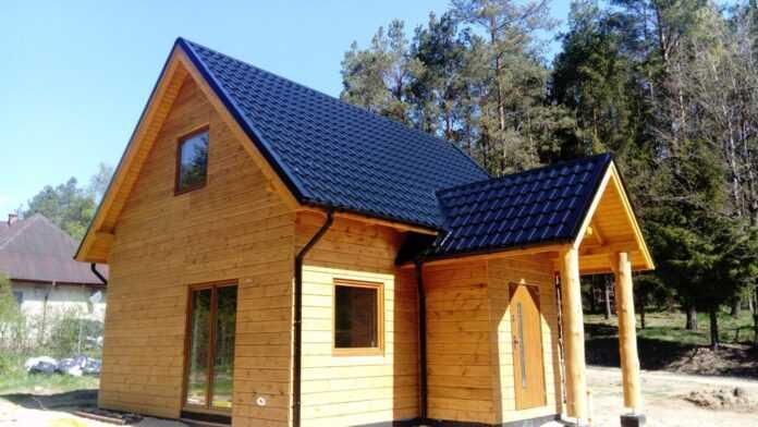 domy drewniane szeregowe energooszczedne pasywne domy gora 8