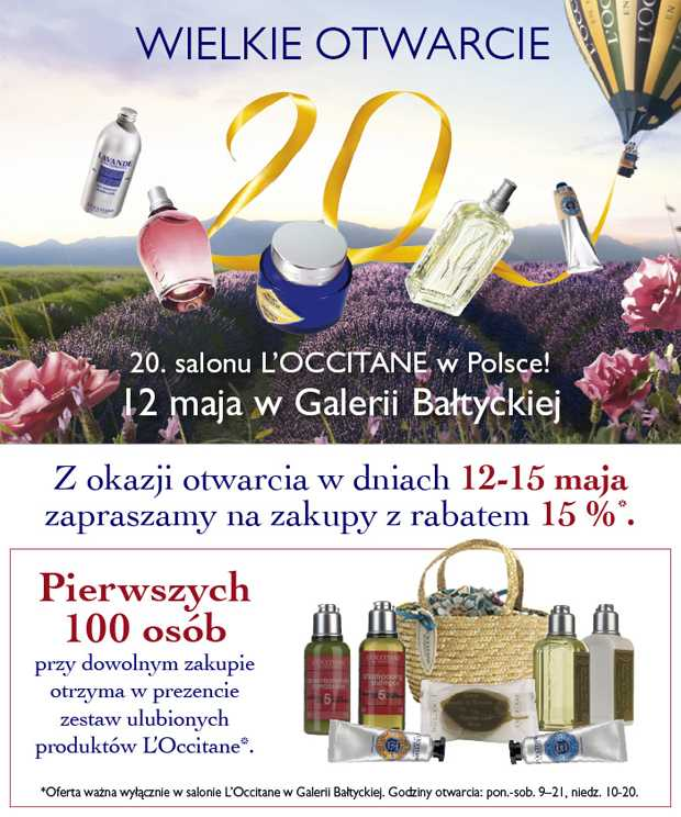 galeria bałtycka gdańsk sklepy