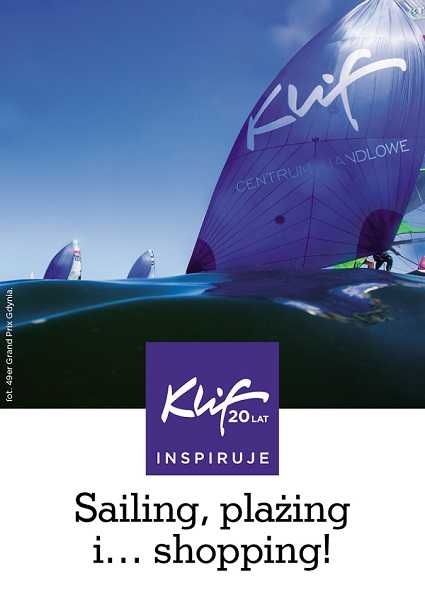 klif volvo gdynia sailing days
