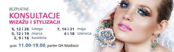 konsultacje wizażu i stylizacji madison gdańsk