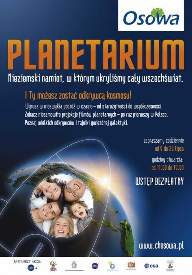 planetarium osowa