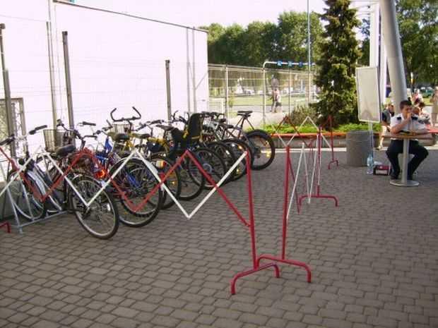parking dla rowerow