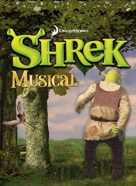 shrek madison