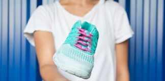 sznurowadła do butów sportowych
