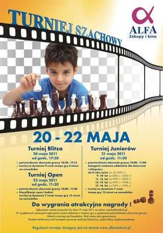 turnej szachowy