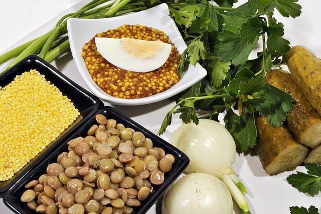 Zdrowa żywność tobio